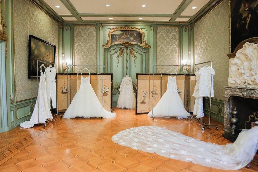 زیباترین و محبوبترین ترندهای لباس عروس در سال ۲۰۱۷