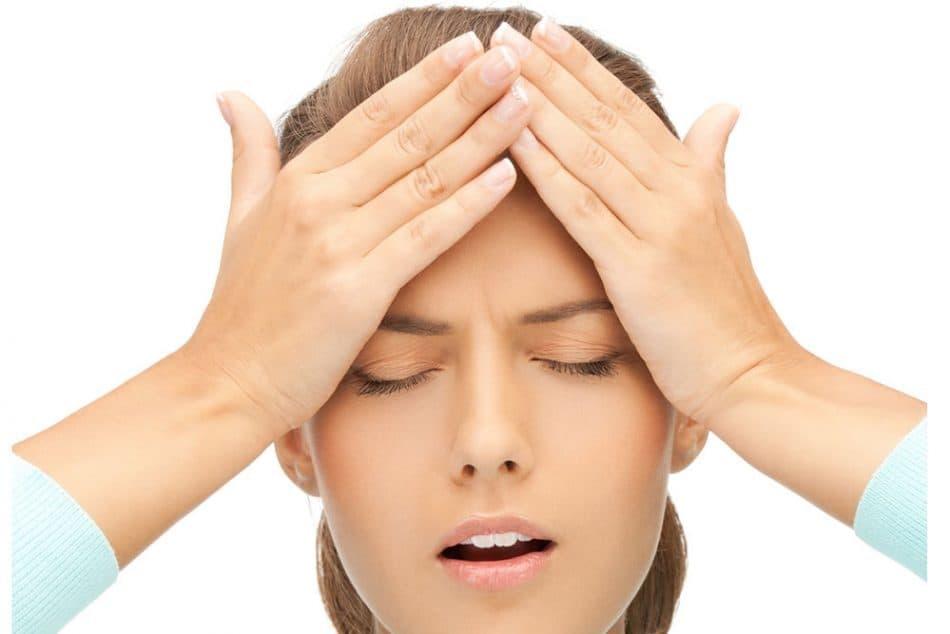 سردرد ناشی از کمآبی بدن
