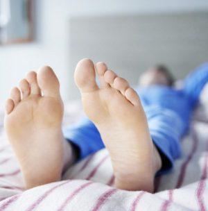بیماری سندرم پاهای بیقرار