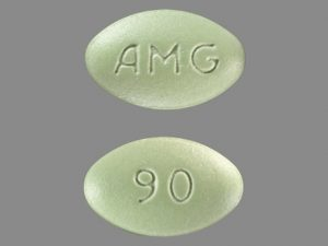داروی سنسیپار