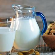 شیر سویا خانگی