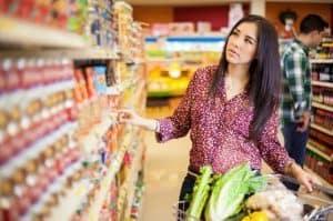 غذاهای سالم صنعتی