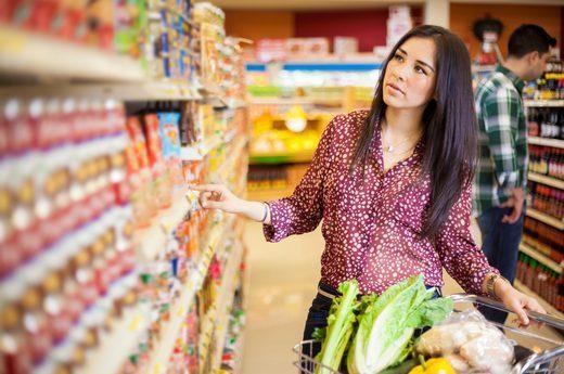بدترین غذاهای سالم فروشگاههای مواد غذایی را بشناسید