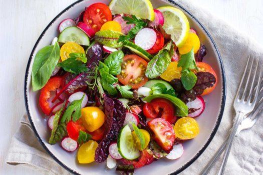 شادی و رژیم غذایی گیاهی