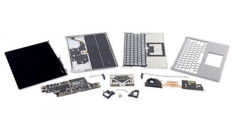 لپ تاپ surface مایکروسافت