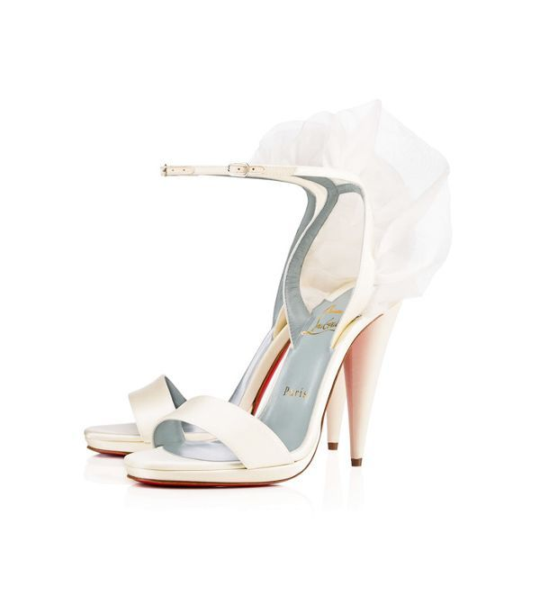 مدل جدید کفش عروس