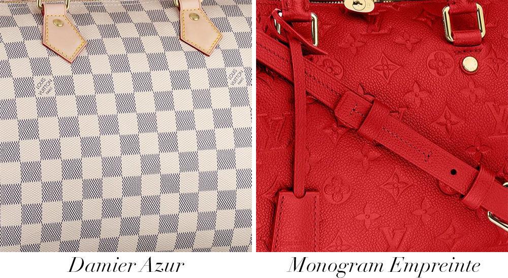 مدل کیف برند لویی ویتون طرح دامیه و مونوگرام