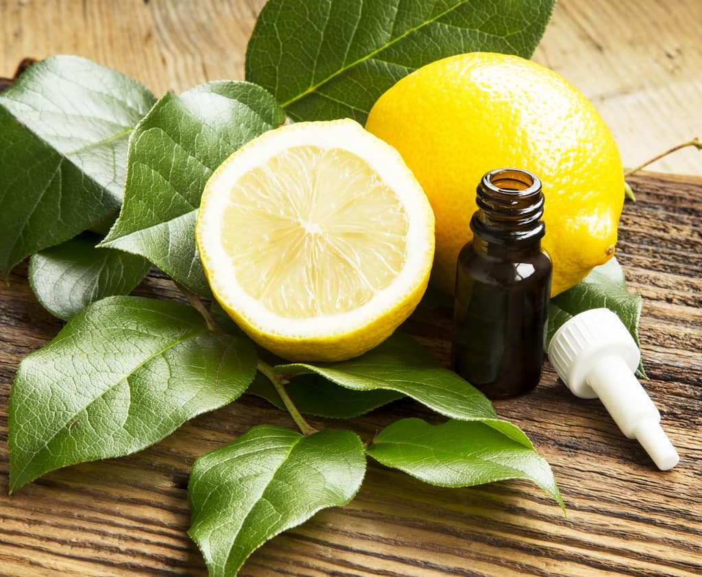 اسانس لیمو برای درمان آلرژی