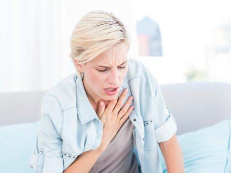 اسپری فلوتیکازون برای بهبود تنفس