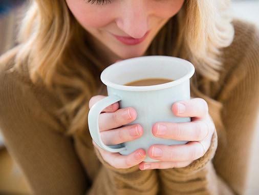رایحه شادی آفرین قهوه