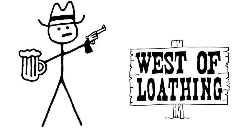 معرفی بازی West of Loathing