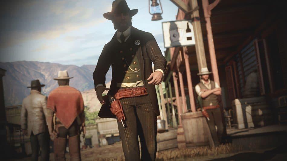 معرفی بازی Wild West Online