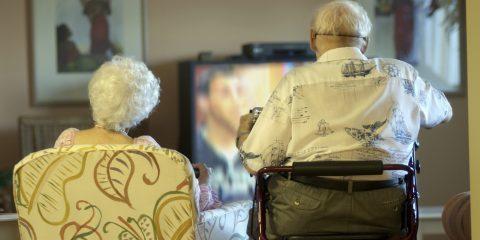 پیری بینندگان مسابقات ورزشی