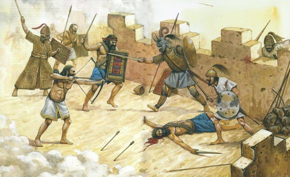 کشفیاتی از تبارشناسی کنعانیان
