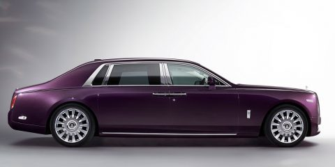 معرفی خودروی Phantom VIII