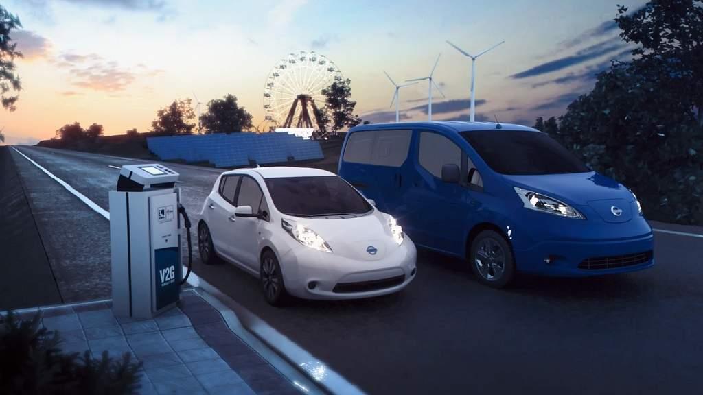 تکنولوژی خودرو به شبکه