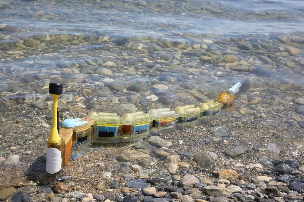 از نجات آبها توسط ربات مارماهی تا نجات ابزار Paint توسط کاربران