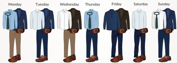 استایل مردانه برای هر روز