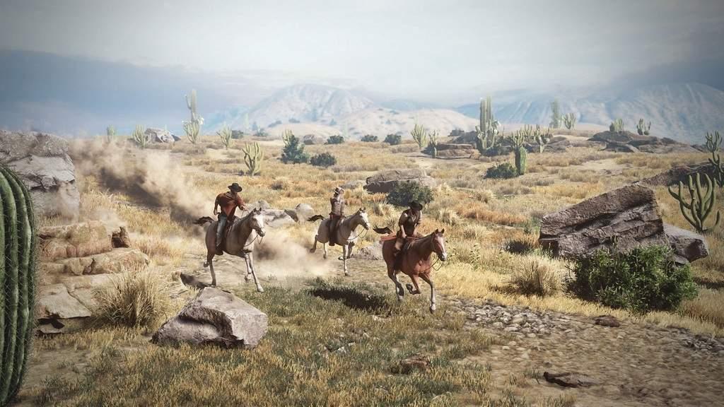 بازی غرب وحشی