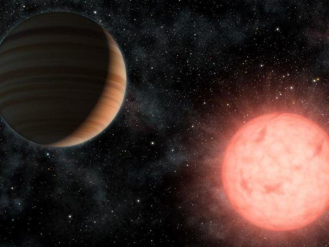 جدیدترین سیارهی فراخورشیدی