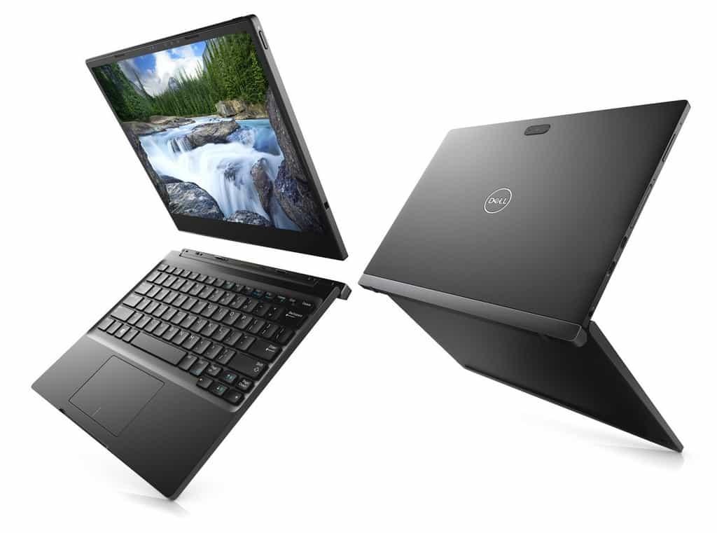 لپ تاپ Latitude 7285 نخستین لپ تاپ دنیا که به شکل بیسیم شارژ میشود