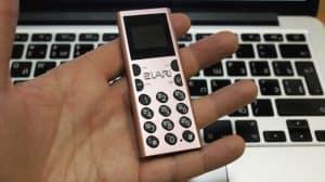 معرفی موبایل NanoPhone C Elrai
