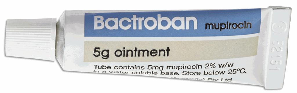 معرفی کامل داروی باکتروبان (Bactroban) یا موپیروسین (Mupirocin)