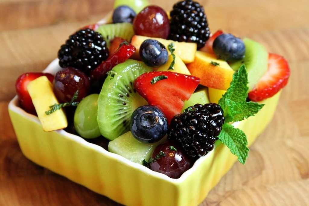 مزایای میوههای کم قند