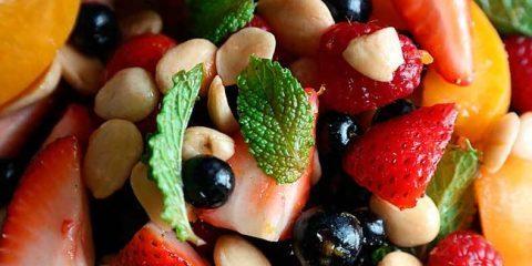 انواع میوهها و سبزیها