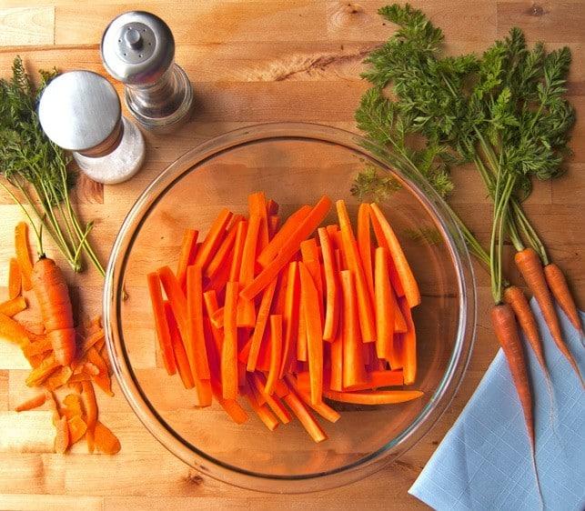 هویج از بهترین انواع میوهها و سبزیها