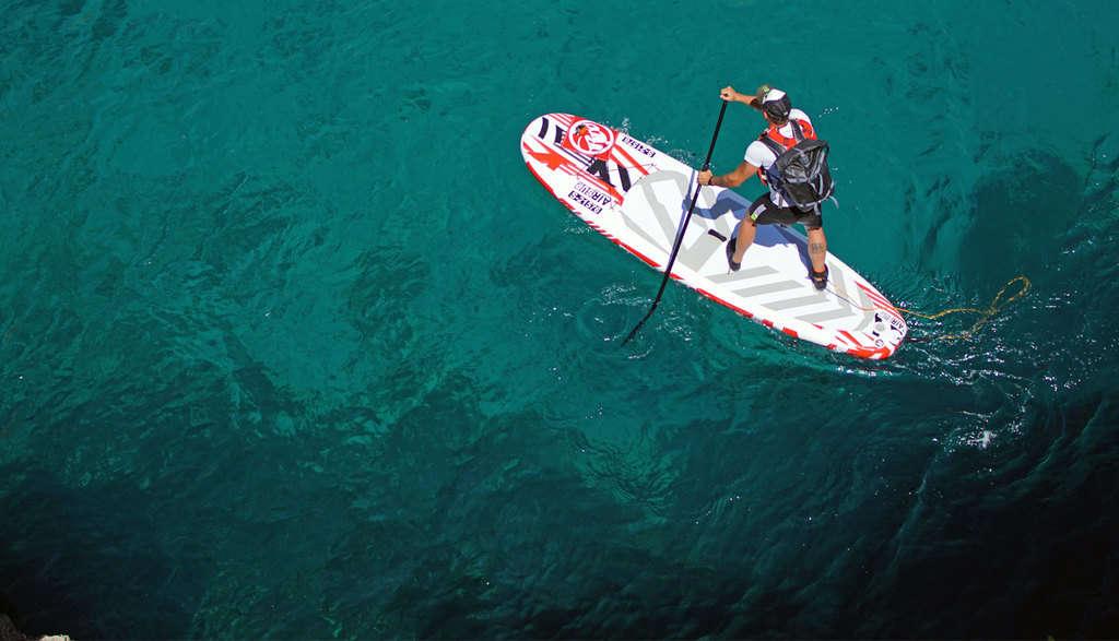 پنج ورزش آبی عجیب که میتوان آنها را در تابستان تجربه کرد