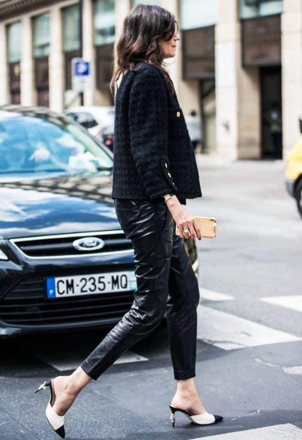 سبک زنان فرانسوی در شیک پوشی