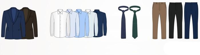 لباسهای ضروری برای ارتقا استایل آقایان