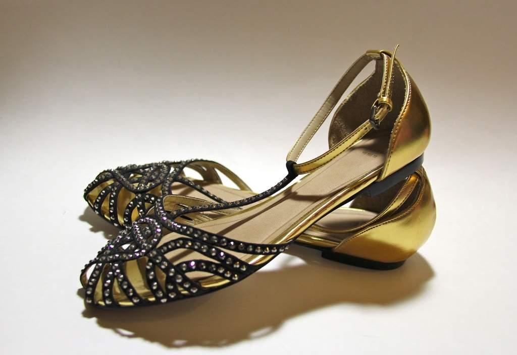چند مدل شیک و زیبای کفش تخت که میتوانید برای عروسی هم بپوشید