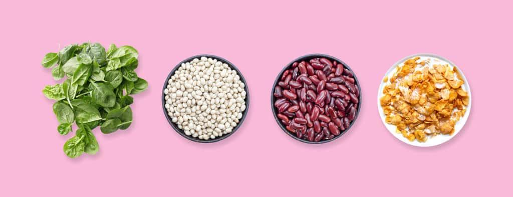 نشانههای کمبود ویتامین و مواد معدنی در زنان و منابع غذایی برای رفع مشکل