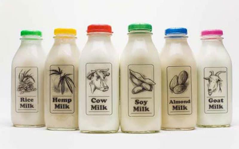 جایگزینهای شیر