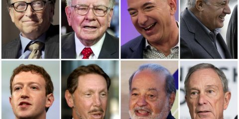 معرفی 9 فرد ثروتمند دنیای تکنولوژی