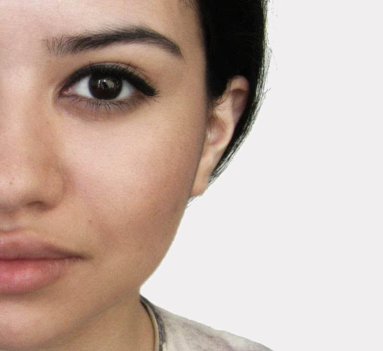 آرایش طبیعی و ملایم