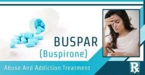 قرص ضد اضطراب بوسپار یا بوسپیرون