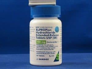 بوپروپیون برای درمان افسردگی