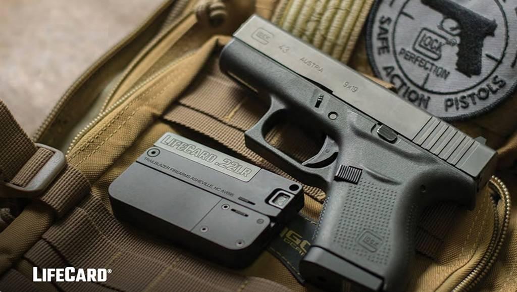 تفنگ Lifecard.22LR