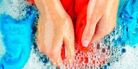 جلوگیری از آب رفتن لباس