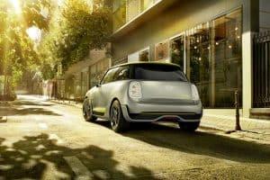 معرفی خودروی جدید Mini