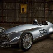 معرفی خودروی مسابقهای Prototype 9