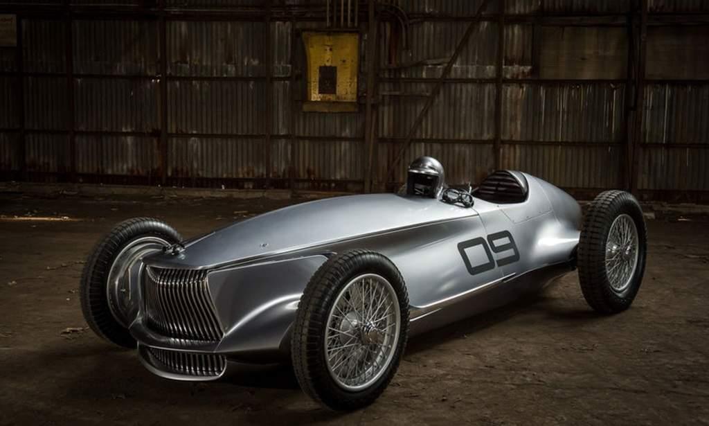 خاطره بازی شرکت Infiniti با ساخت خودروی مسابقهای Prototype 9