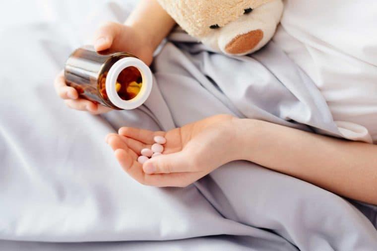 داروهای کودک موجب افزایش وزن