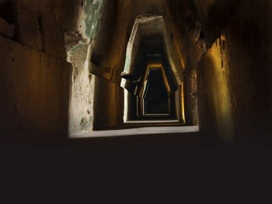 داستان ترسناک پارک باستان شناسی کومای ایتالیا