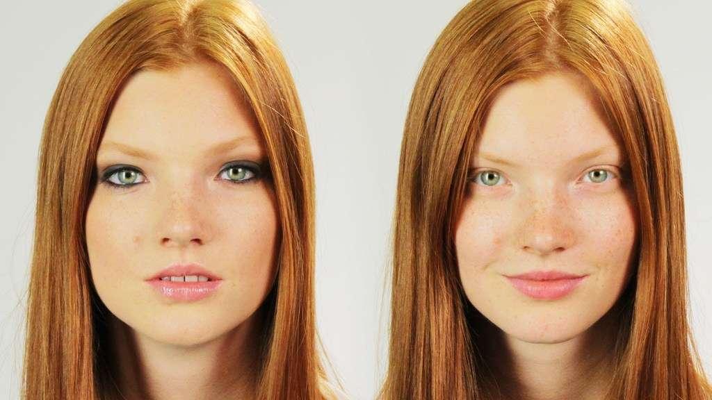 راز زیبایی بدون آرایش
