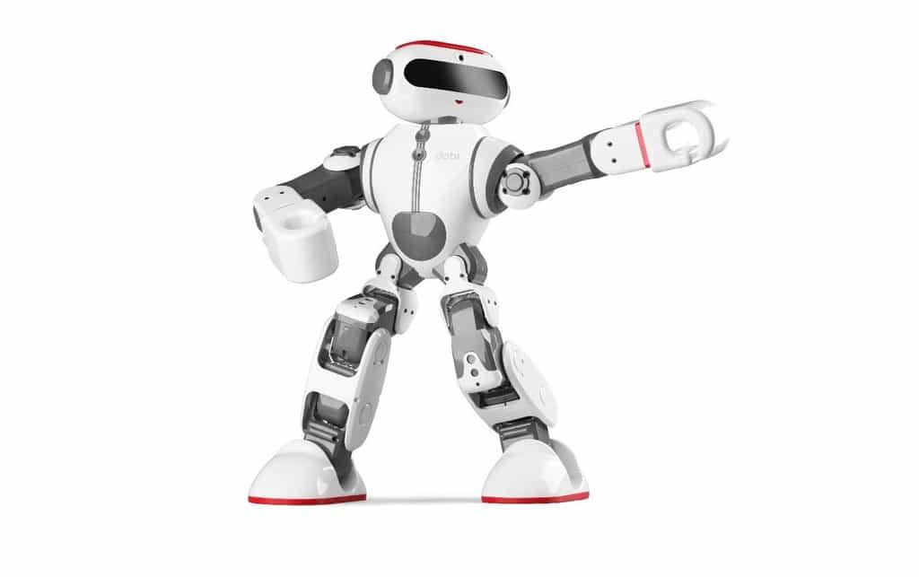 رکورد شکنی ربات رقصنده