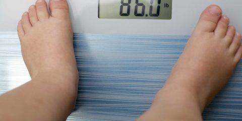 علت افزایش وزن کودک